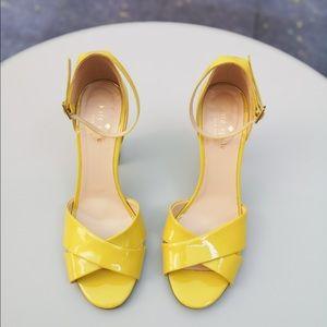 🆕 Kate spade yellow sandal